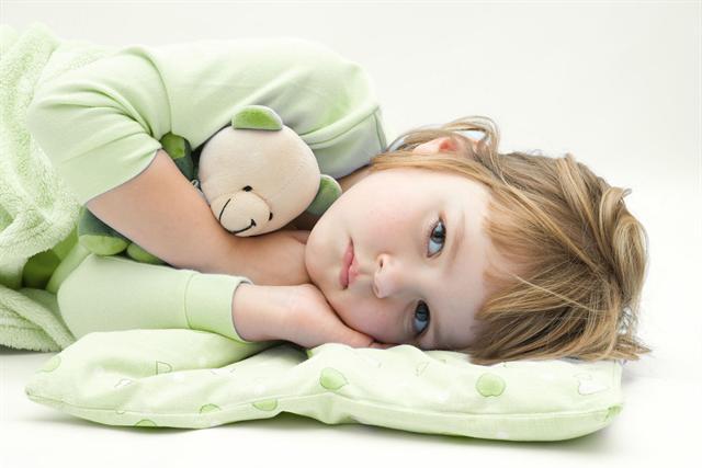 Für Kinder ist Kranksein besonders