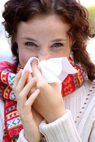 Eine Erkältung ist beim Menschen die am häufigsten verbreitete Krankheit. - Foto: djd/G. Pohl-Boskamp