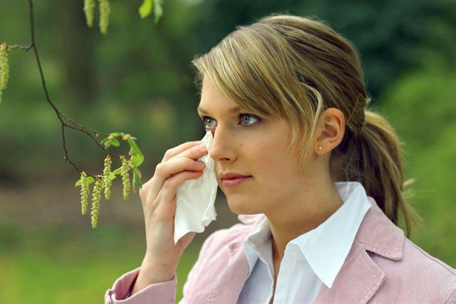 Wenn auf dem Weg zur Arbeit die Pollen