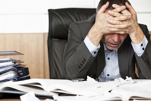 Dauerhafte Überlastung ist keine normale Begleiterscheinung des Berufslebens, sondern ein ernstzunehmendes Gesundheitsrisiko. - Foto: djd/IKK classic/thx