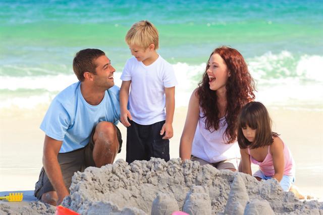 Für Familien ist eine Durchfallerkrankung im Urlaub besonders unangenehm. - Foto: djd/G. Pohl-Boskamp/thx