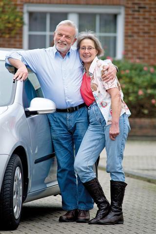 Nur 15 Prozent der Autofahrer über 65 haben ihre Fahrfitness durch einen Gesundheitscheck überprüfen lassen - Männer sind diesbezüglich allerdings deutlich